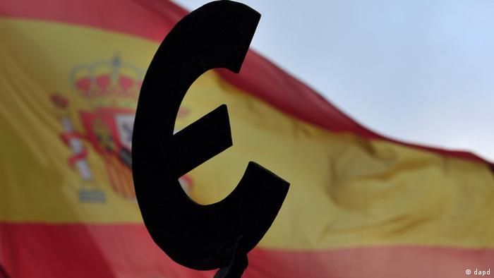 Spanien Eurokrise Schulden Schuldenkrise