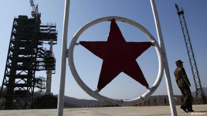 Nordkorea / Rakete / Unha 3