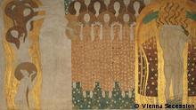 Gustav Klimt's Beethoven Fries