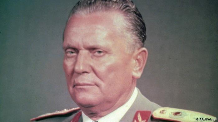 Josip Broz Tito (AP/AP/dapd)