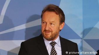 Bakir Izetbegović bosniakischer Vertreter im dreiköpfigen Staatspräsidium (Foto: EPA/OLIVIER HOSLET)