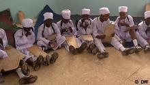 Nigeria Koranschule Schüler