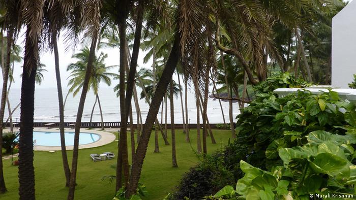 Indien Goa Strand (Murali Krishnan)