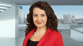 04.2012 Moderatorin European Journal Nina Haase