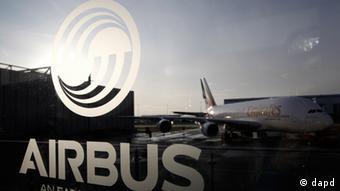 Airbus plane Foto: Philipp Guelland/dapd