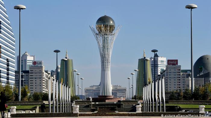 казахстан политика внешняя: