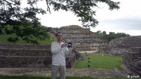 Nutzer der Woche Jesús Augustín Gutierrez Martinez