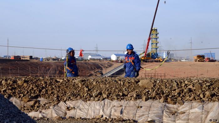 中国对蒙古出口物资增收过境费