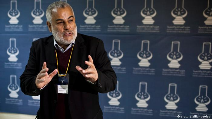 عبد الإله بن كيران رئيس الحكومة المغربية
