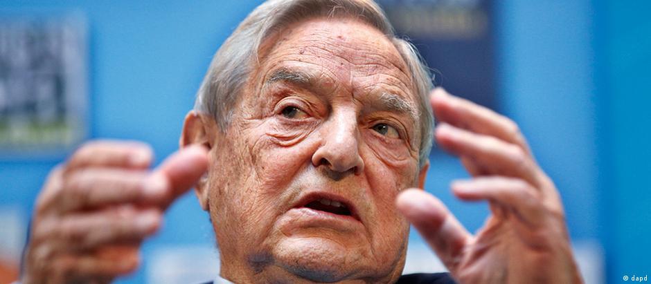 """""""A ascensão da extrema direita chauvinista e xenófoba é um desenvolvimento preocupante"""", disse Soros em 2009"""