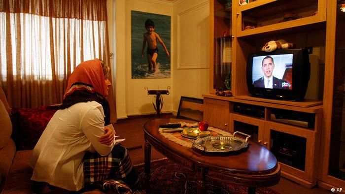 USA Barack Obama TV Ansprache Iran