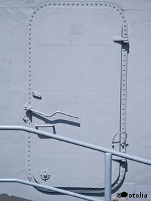 Ein Schott in einem Schiff. (Foto: © crimson)