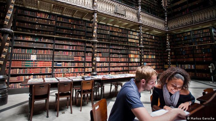 As dez bibliotecas mais belas do mundo