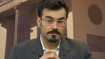 Ο Αλί Φατολλάχ Νεγιάντ, ειδικός σε θέματα Ιράν