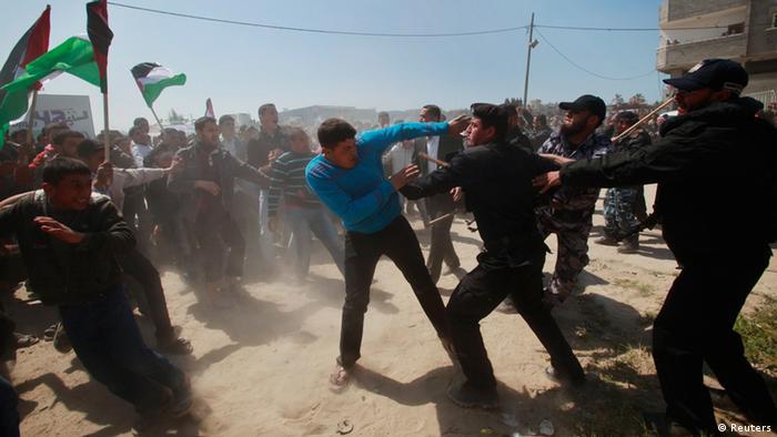 Palästinenserkonflikt im Schatten der Syrien-Krise