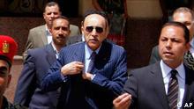عمر سلیمان، رئیس پیشین سازمان اطلاعات مصر، رد صلاحیت شد