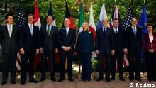 G 8 Aussenminister Treffen in Washington DC