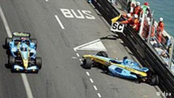 Unfall Alonso