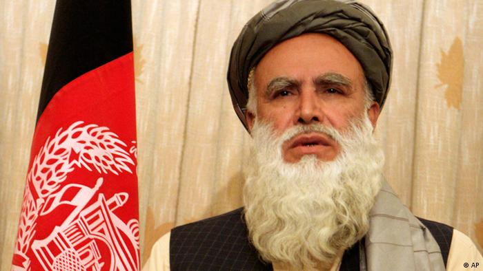 Abdul Rab Rasul Sayyaf Politiker Afghanistan (AP)