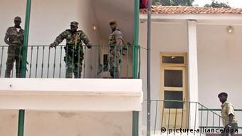Militärputscht in Guinea-Bissau