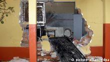 A residência de Carlos Gomes Júnior foi tomada de assalto pelos militares