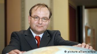 Ottmar Edenhofer, economista en jefe del PIK (Potsdam-Instituts für Klimafolgenforschung)
