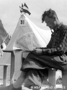 Норвегия, 1935 год