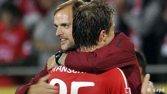 1. FSV Mainz 05 gegen 1. FC Koeln