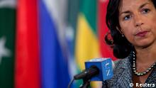 Balozi wa Marekani katika Umoja wa Mataifa Susan Rice