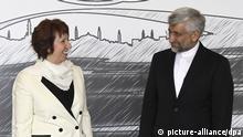 دور نخست مذاکرات گروه ۵+۱ با ایران روز ۱۴ آوریل در استانبول برگزار شد