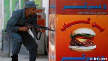 منطقه استقرار سفارتخانهها در کابل مورد حمله شورشیان قرار گرفت
