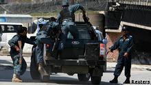 سربازان افغان به سرعت به منطقه دیپلماتنشین کابل اعزام شدند