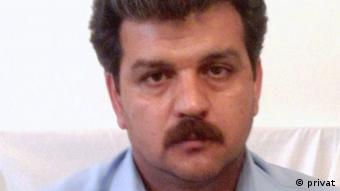 Reza Shahabi politischer Aktivist im Iran (privat)