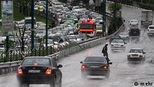 ترافیک روز یکشنبه ۲۷ فروردین در تهران