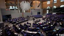 Bundestag / Plenum / Berlin