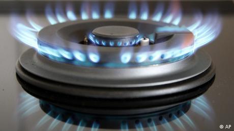 Foto simbólica de una cocina de gas