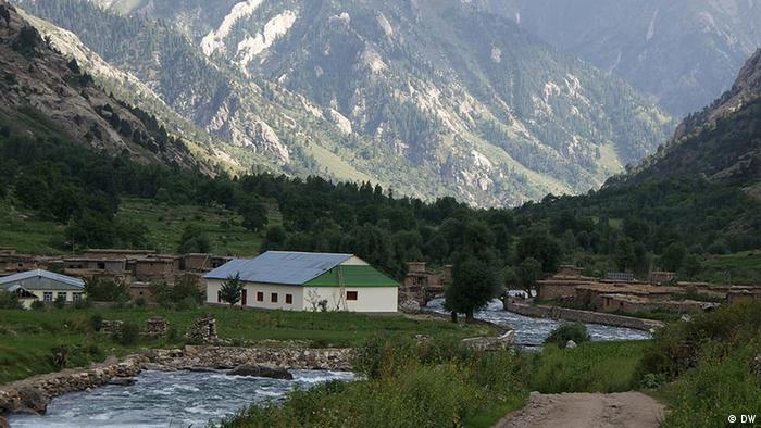 A valley in Kunar