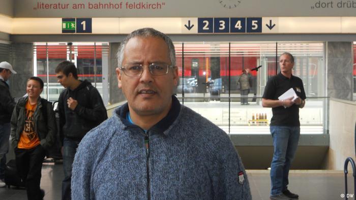 الدكتور حميد لشهب، عضو المجلس البلدي في مدينة فيلدكرخ، وهو كاتب وناشط في المجتمع المدني.