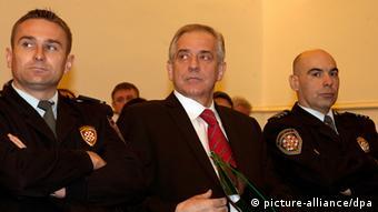 Upleten u korupciju s Hypo bankom u Hrvatskoj: bivši hrvatski premnijer Ivo Sanader