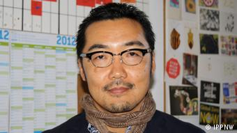 Takashi Uesugi, Journalist und Vorsitzender der Free Press Association Japan
