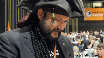 Bundesparteitag der Piratenpartei (Foto: Stefan Puchner dpa/lsw(c) dpa)