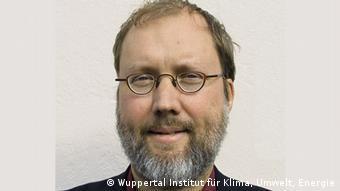 Stefan Thomas, Leiter der Forschungsgruppe Energie-, Verkehrs- und Klimapolitik vom Wuppertal Institut für Klima, Umwelt, Energie GmbH. Copyright: Wuppertal Institut April, 2012