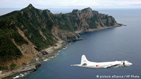 Japan and South Korea fly military aircraft over China's new defense zone