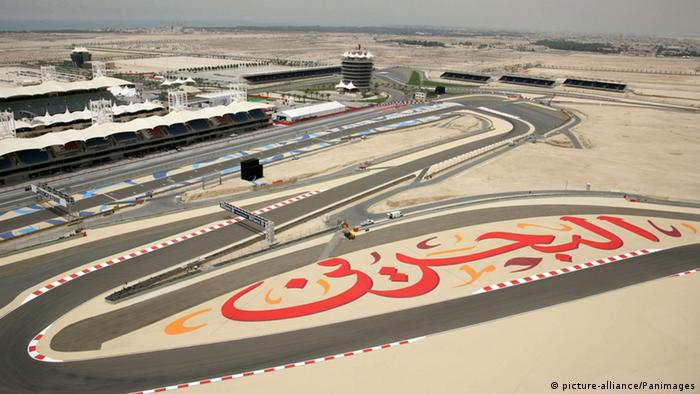Bahrain International Circuit atmosphere, 23.04.2009 in Sakhir.