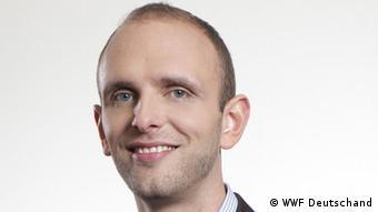 Roland Gramling, press spokesman of WWF Germany