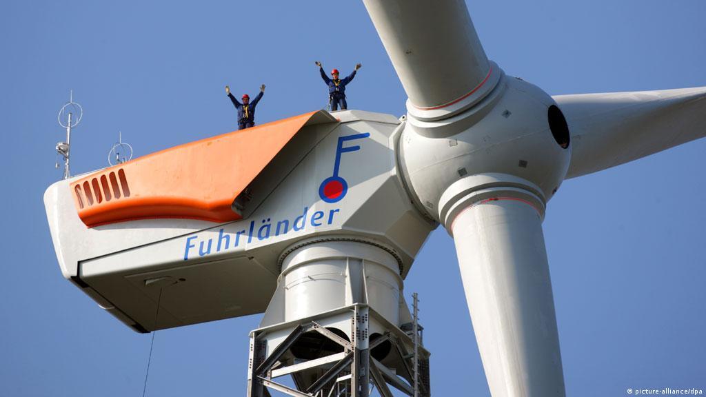 Resultado de imagem para Dinamarca e a energia gerada por usinas eólicas