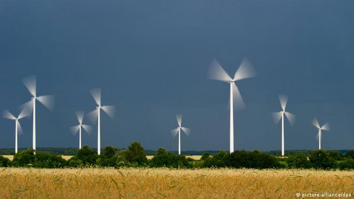 Сіверсдорф (Бранденбург) Альтернативна енергетика Німеччини