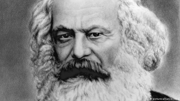 Karl Marx (picture-alliance /dpa)