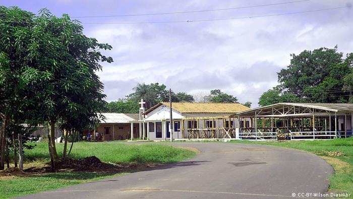 Quilombo do Curiaú in Amapá