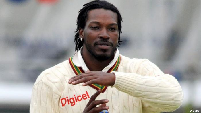 Cricket Chris Gayle